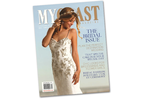 Restorative Night Crème featured in MyCoast Magazine