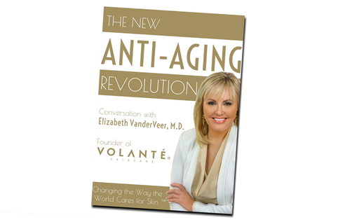 Dr. Elizabeth VanderVeer, Founder of VOLANTÉ Skincare, Reaches Amazon Best Seller List with 'The New Anti-Aging Revolution'