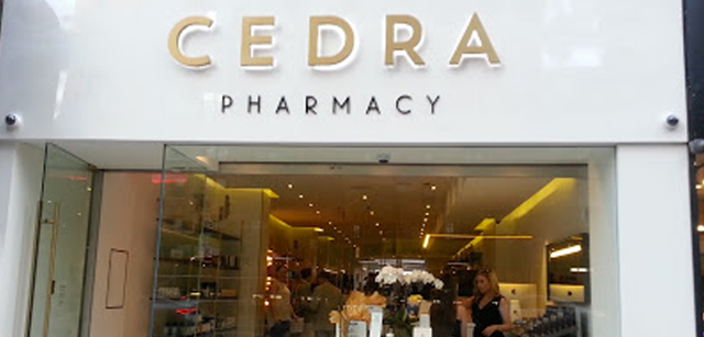 Our Partner Cedra Pharmacy Featured