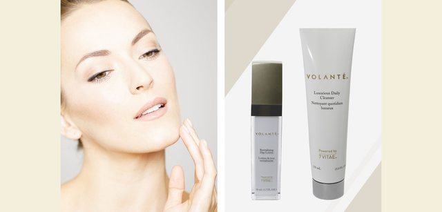 VOLANTÉ<sup>®</sup> Skincare Featured in Mode Media