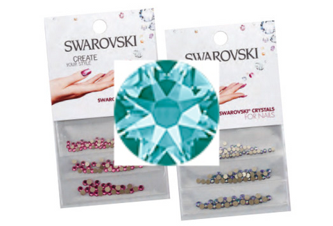 Swarovski® crystals 3 pack - Light Turquoise