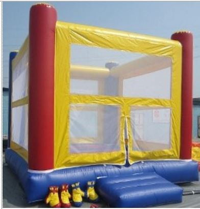 Boxing Rink Inflatable