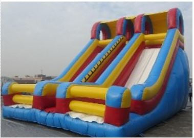 Double Slide Inflatable