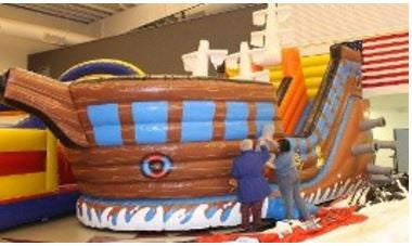 Pirate Ship Inflatable