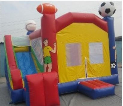 Sports Combo Inflatable