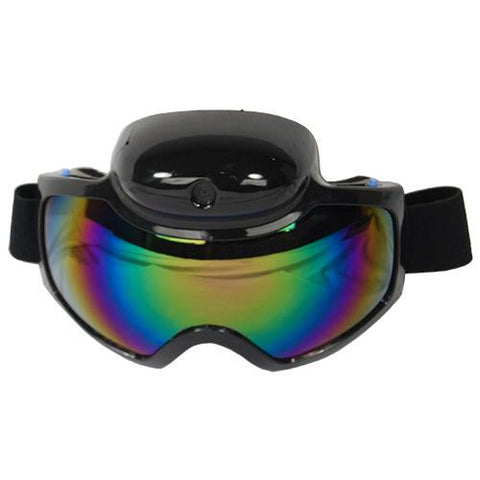 Goggle Hidden Camera with Built-In DVR