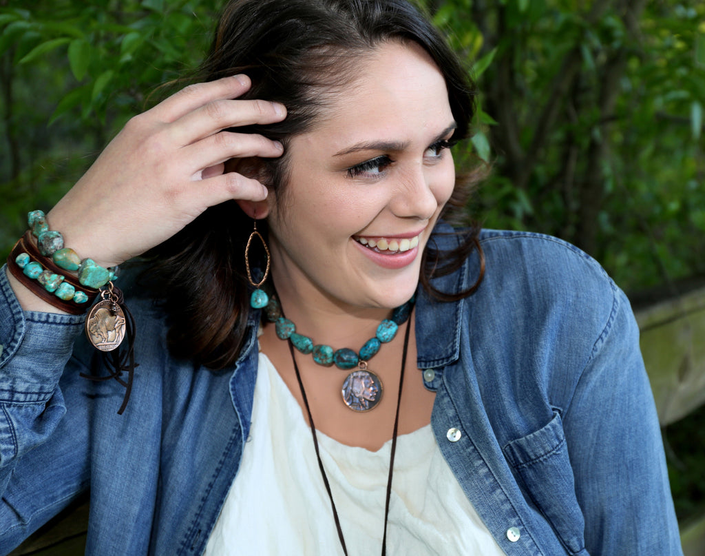 African Turquoise is back and is B-E-A-U-tiful