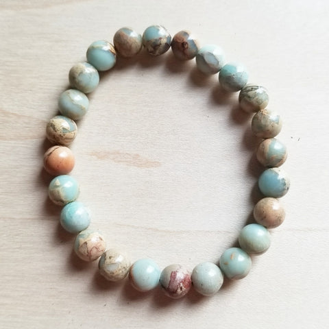 Bracelet Bar-Aqua Terra 800f* - The Jewelry Junkie