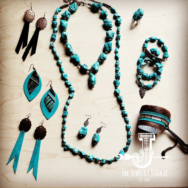 Turquoise Accessories by The Jewelry Junkie