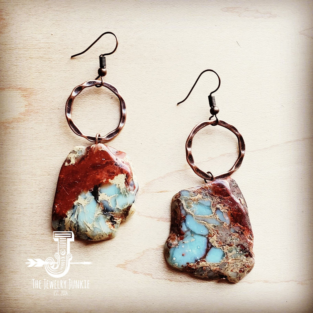 Aqua Terra Chunky Earrings 215r
