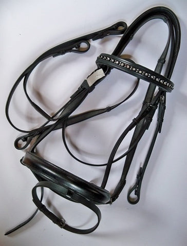 Dressage Bridle - Padded