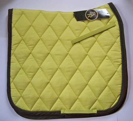 BR English Saddle Pad - Full