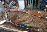 Country Legend Headstall - Engraved