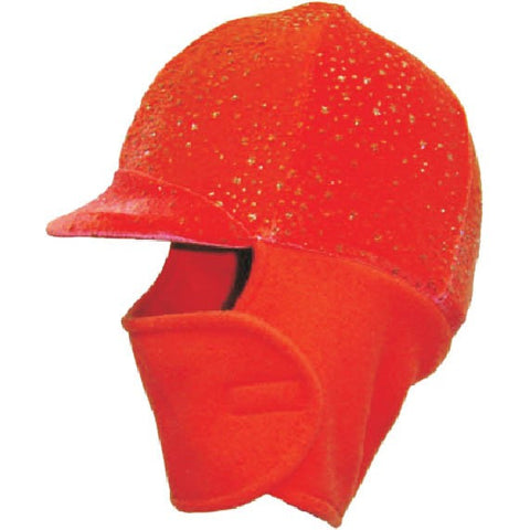 Orange Helmet Cover