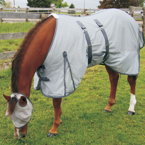 Mini Sizes - Orien 2 Fly Sheet - Light Grey with Grey Trim