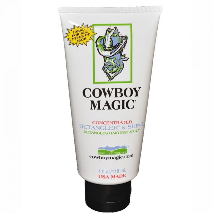 Cowboy Magic Detangler and Shine Gel -4oz