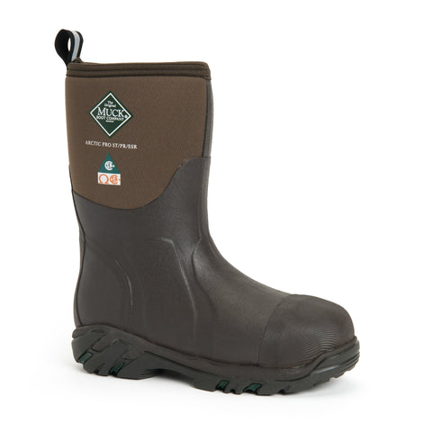 Muck Boot Arctic Pro  CSA - Mid - Brown