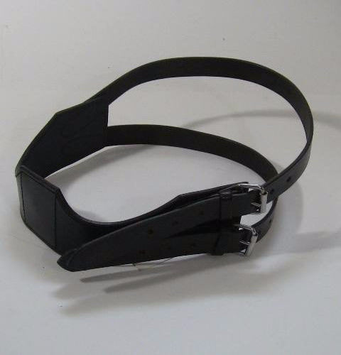 Leather Cribbing Collar