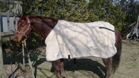 Country Legend - Fleece Cooler Sheet