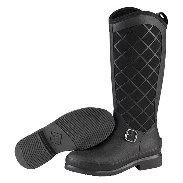 Muck Boot Pacey II – tall desgner style equestrian Boot