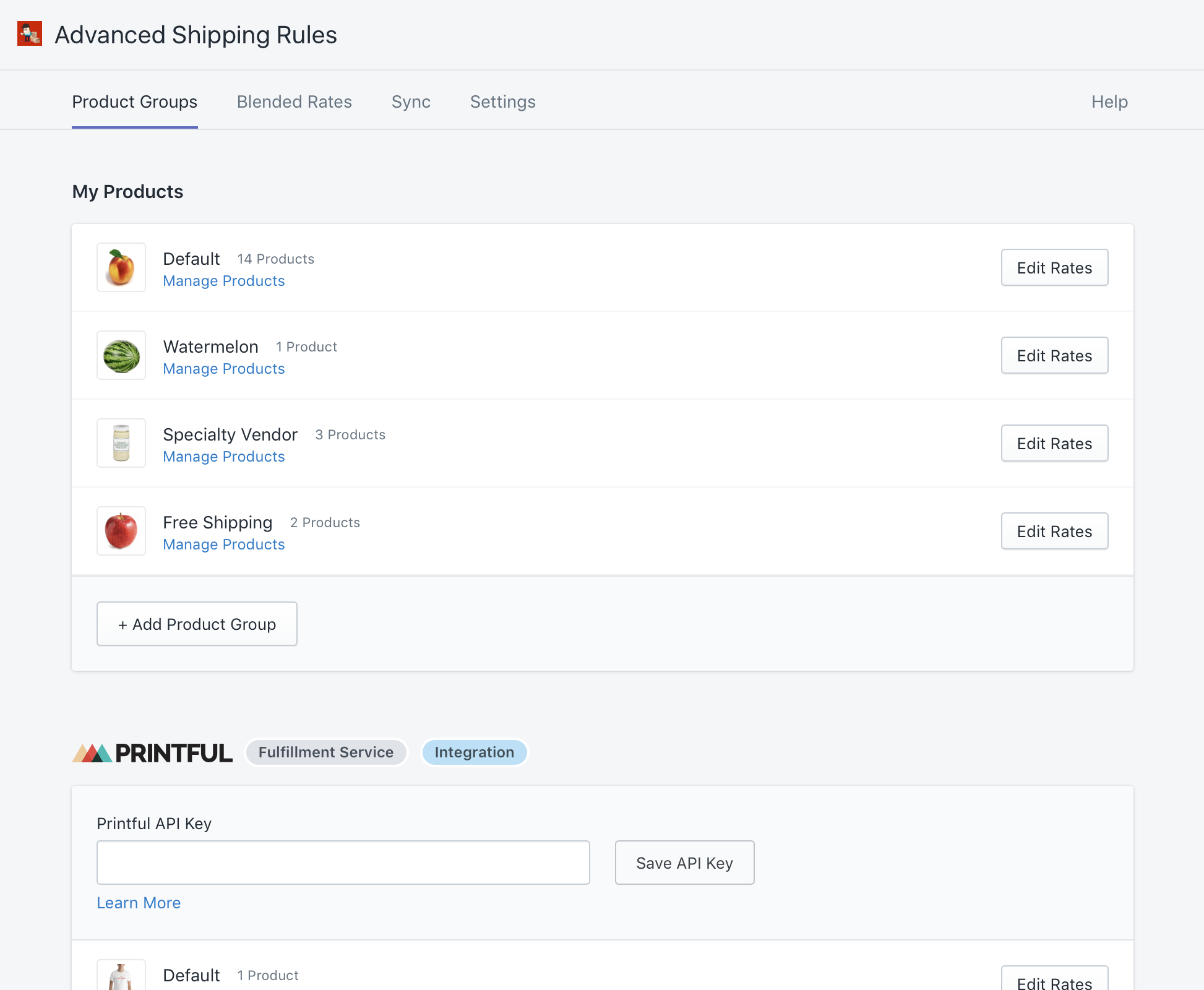 Advanced Shipping Rules | Shopify Shipping Rates App
