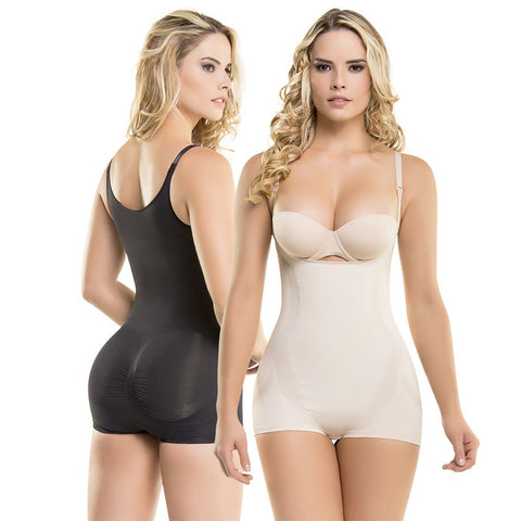 Fajate CYSM 1584 Seamless Butt-Lifter Slimming BodyShaper Boyshort Fajas Colombianas | My Fab Fit - 1