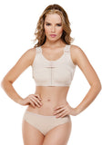 Fajate CYSM 242 Adjustable Post Surgery Bra With Removable Band Fajas Colombianas | My Fab Fit - 3