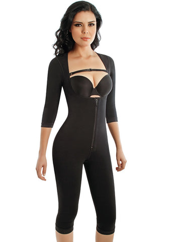 Fajate CYSM 295 Enterizo Moldeador Brazos / Top-to-Bottom Arms and Legs Full Body Shaper | My Fab Fit - 1
