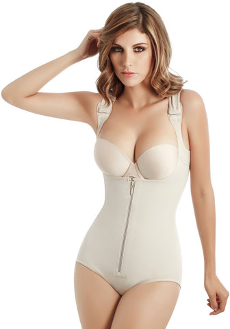 7d17a077709de Fajate VS 385 Body Térmico Realza Gluteos   Thermal Body Shaper with  Wide-Straps