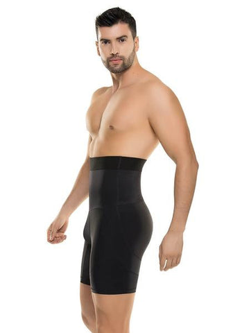 Fajate CYSM 612 Ultra Flex Men's High Waist Abdomen Control Boxer Brief