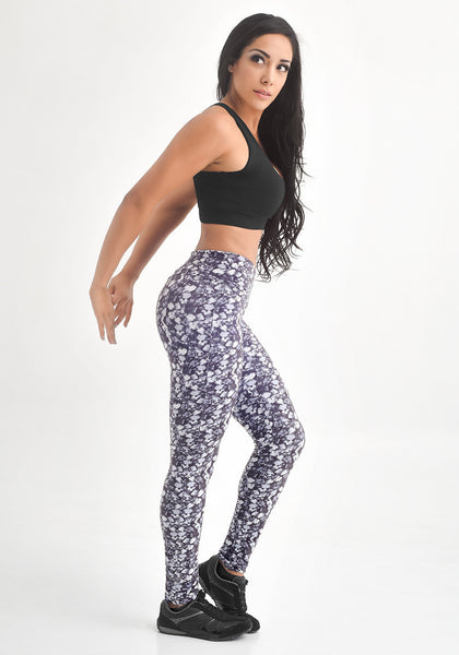 CYSM Fit Skinny Leggings SPOTTED GRAY | My Fab Fit - 2