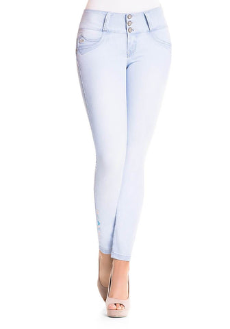 CYSM Jeans Push Up Butt-lift  Firm Control Jeans KENAI