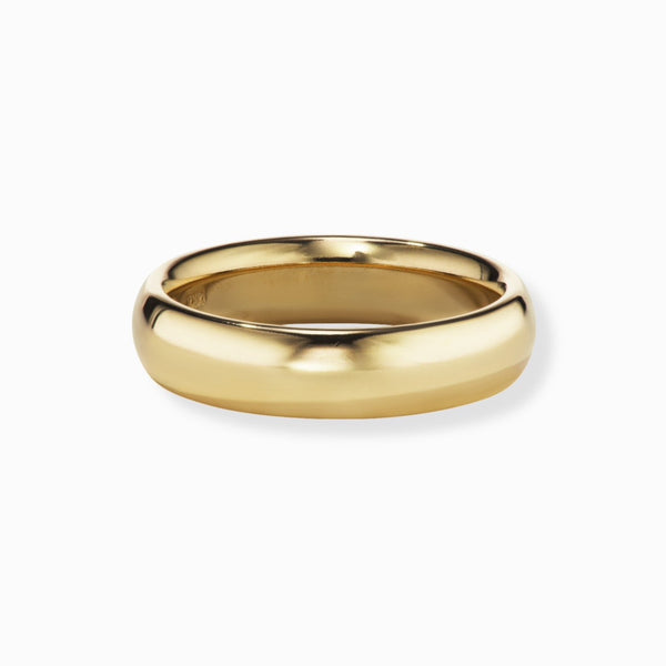 Men's CEDAR 18KT Gold Band