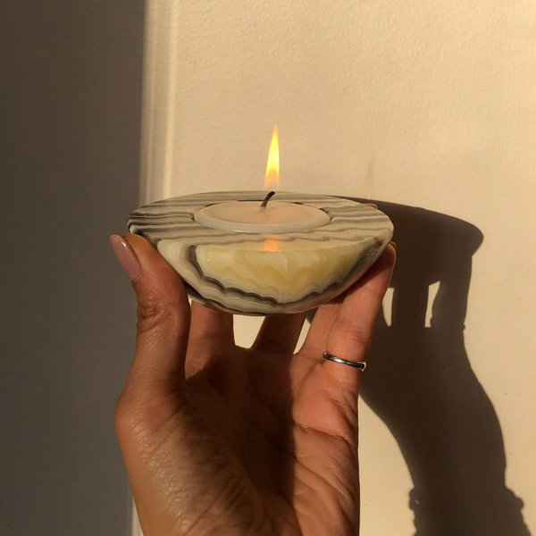 LIGHT WITH INTENTION CANDLE