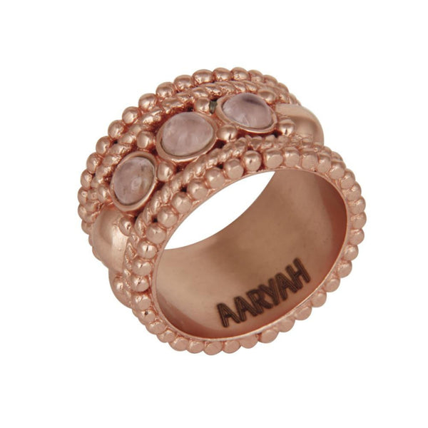 Naima Rose Gold Ring