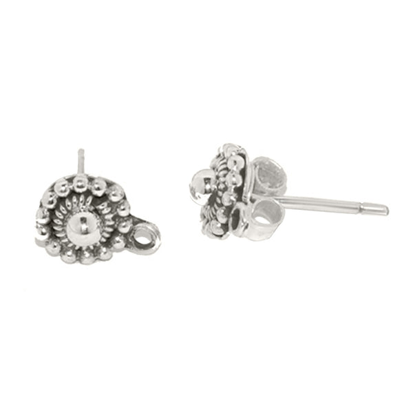 Assorted Sterling Silver Studs