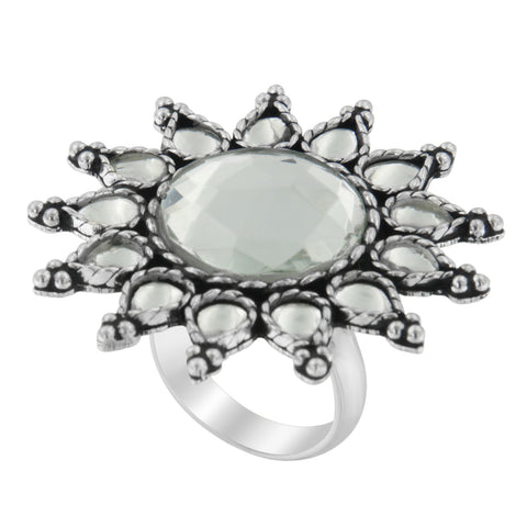 Glass Chayya Ring