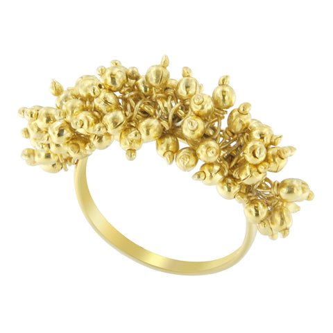 Shimmy Shimmy Gold Ring