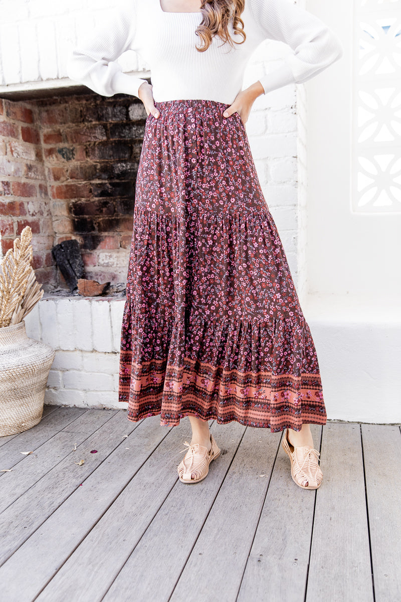 KAYLA BOHO DRESS