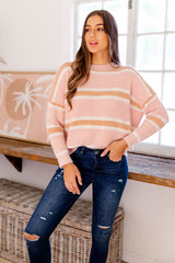 ZIMMY KNIT - BLUSH