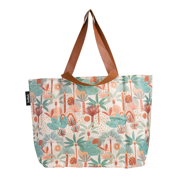 "SHOPPER TOTE BAG - KARINA JAMBRAK ""DESERT"""
