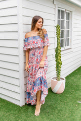 TABITHA BOHO MAXI DRESS