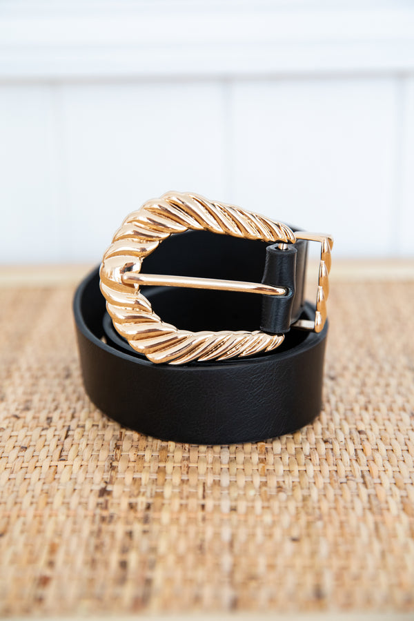 TAO BELT - BLACK