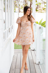 LEEA DRESS - DITSY FLORAL