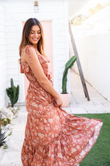 DREAMCATCHER MAXI DRESS