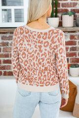 PANSHA KNIT - LEOPARD - The Self Styler