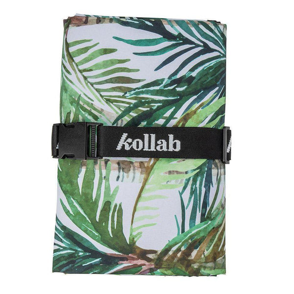 KOLLAB MINI MAT - GREEN PALM