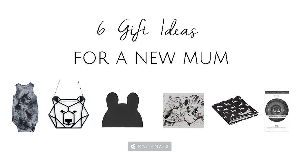 6 Gift Ideas For a New Mum