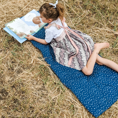 Portable Nap Mat - Shine Bright
