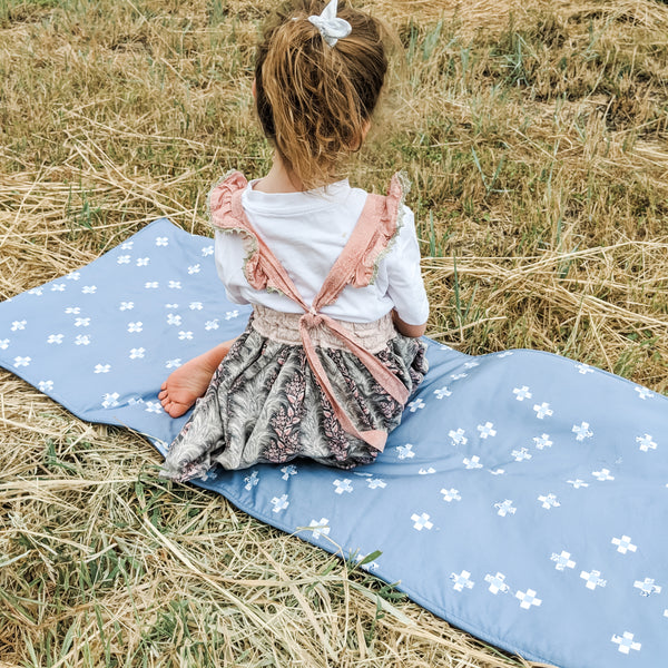 Portable Nap Mat - Sky Crossed